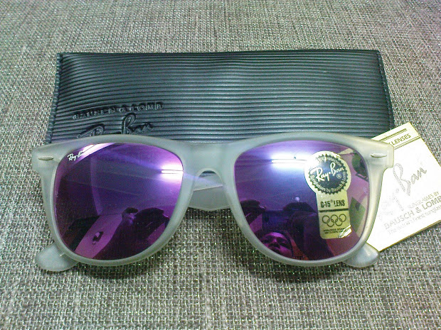 193c0300ced Vintage Bausch Lomb Rayban Sunglasses Sold Nos Ray Ban - imgUrl