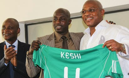 2014 Brazil World Cup: Siasia Fears For Keshi's Eagles