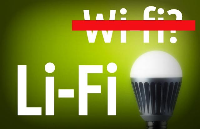 Li-Fi, Internet via Cahaya Segera Hadir Gantikan Wi-Fi