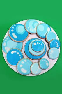 bubble guppies food