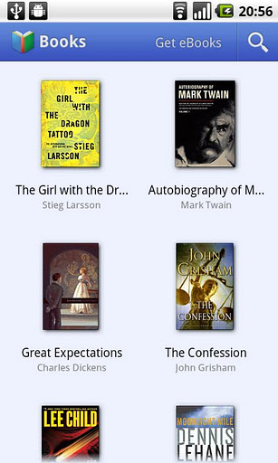 Free APK Android Apps: Google Books v1 5 2 - Download APK