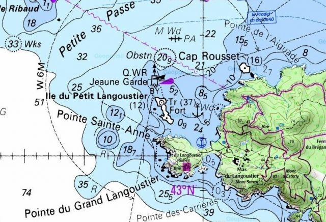 carte marine geoportail