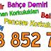 Ankara Sitelerde Demirci - Ferforje Demirci