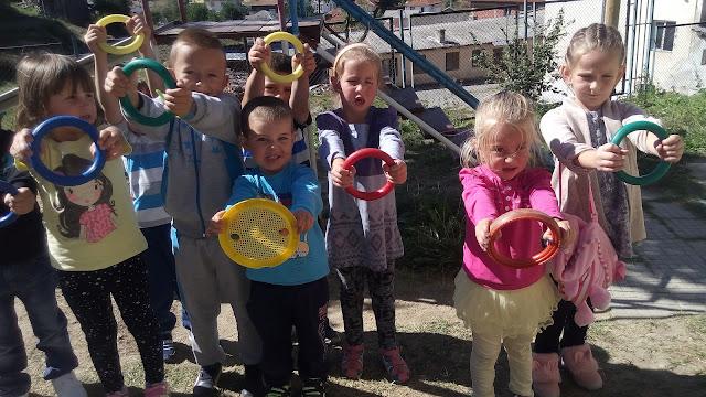 """Детска градина """"Мечта"""" отбеляза Европейската  седмица  на  мобилността с интересни инициативи"""