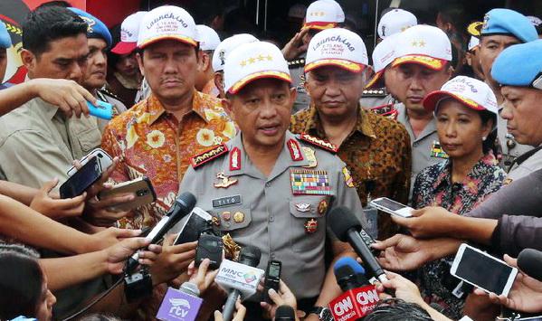 Jokowi Didesak Pecat Kapolri Tito Karnavian