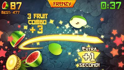 Fruit Ninja® screenshot 0