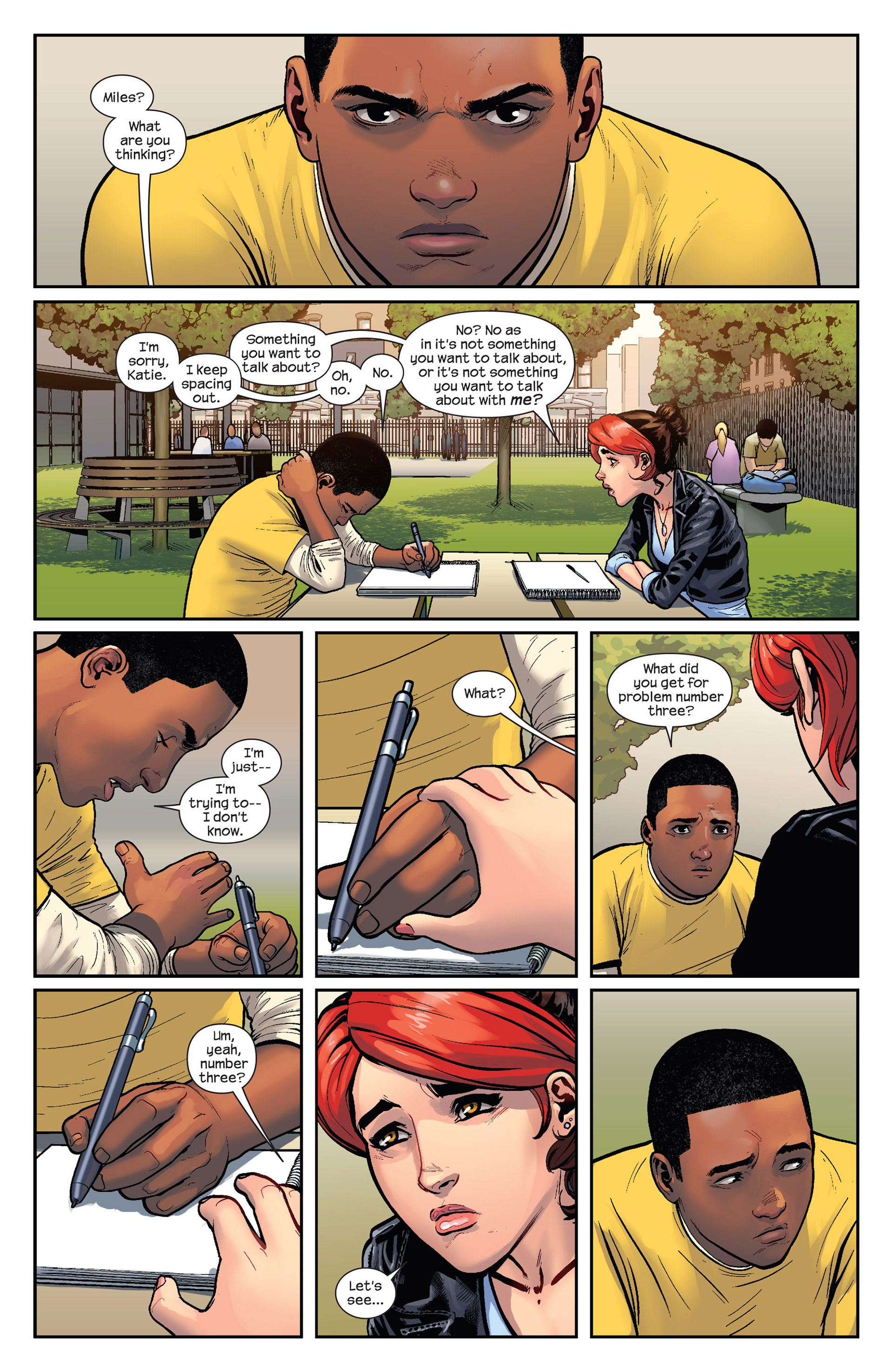 Read online Ultimate Comics Spider-Man (2011) comic -  Issue #25 - 5