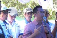 Ketua DPRD Kobi Apresiasi Gelaran Lomba Kapue dan Kawubu di Kelurahan Rontu