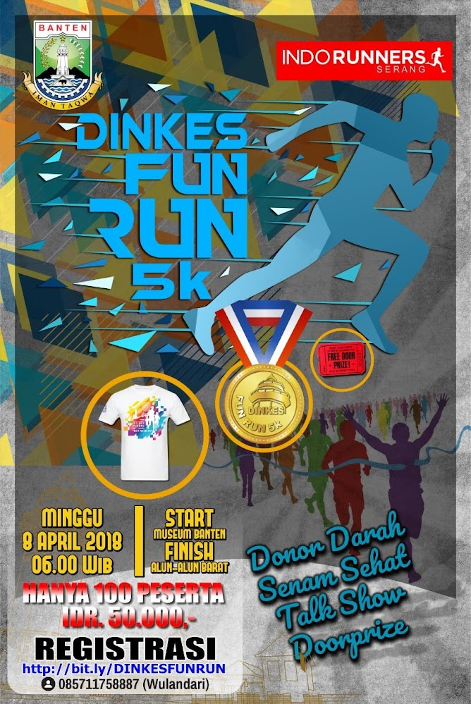 Dinkes Fun Run • 2018
