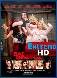 A Bad Moms Christmas (2017) | DVDRip Latino HD GDrive 1 Link