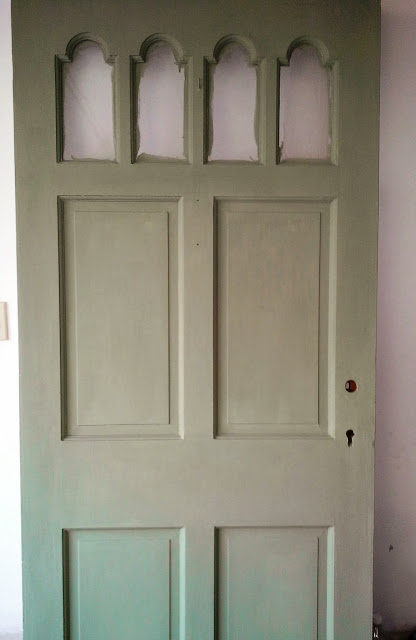 restore-door-painted-in-maison-blanche-mardi-gras