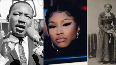 """Noisey faz análise do """"Queen Radio"""" e explica como Nicki Minaj deu mais credibilidade a tradição da rádio negra, história e oratória negra."""