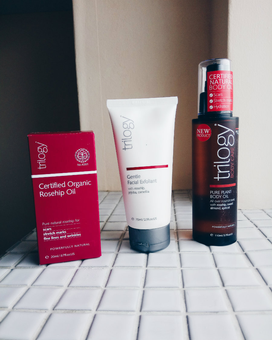 Trilogy Rosehip Oil Products