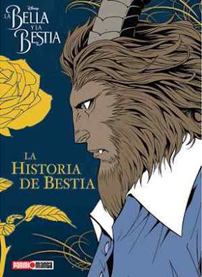 Reseña: La Bella y la Bestia. La historia de Bestia