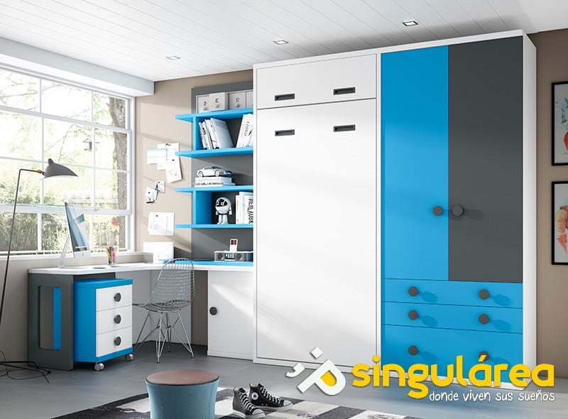 Blog dormitorios juveniles valencia dormitorios juveniles - Habitaciones juveniles en valencia ...