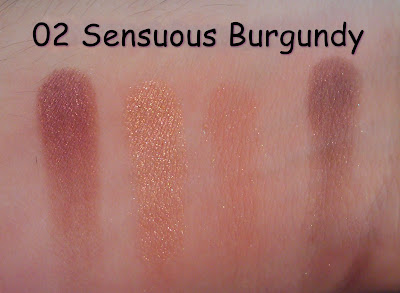 swatches lavish oriental