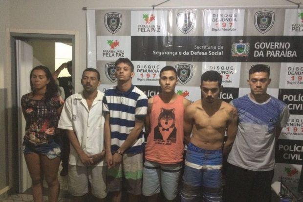Fugitivos são capturados tentando escapar em táxi na BR-230