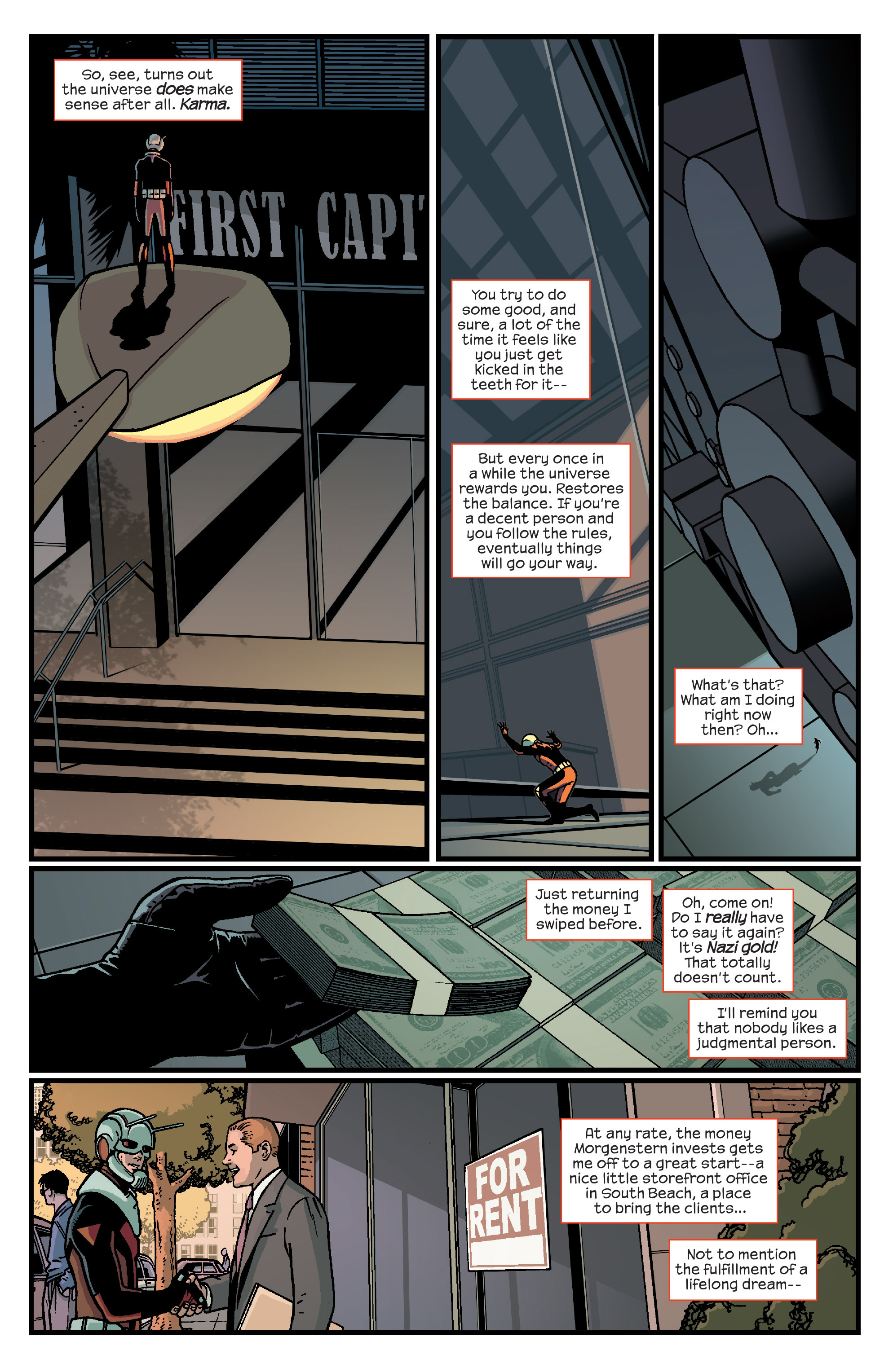Read online Ant-Man comic -  Issue #2 - 18