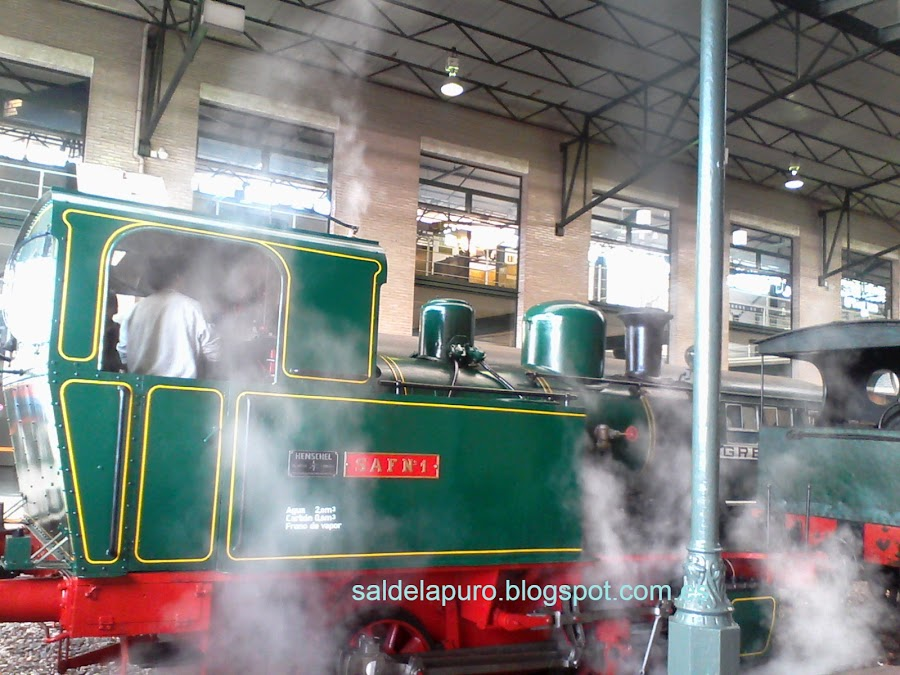 museo de ferrocarril de Gijón