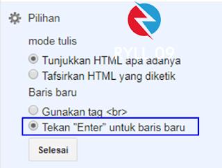 Cara Memasang Widget Contact Form  Blogger di Halaman Statis