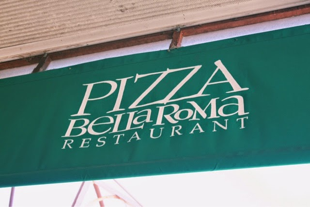 Pizza Bella Roma Restaurant @ Fremantle, Perth, Western Australia 澳洲, 澳大利亚, 珀斯
