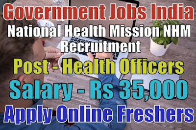 NHM Recruitment 2019