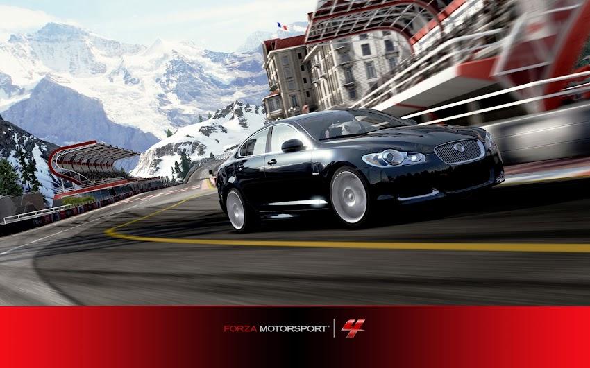 Forza Motorsport 4 2010 Jaguar XFR