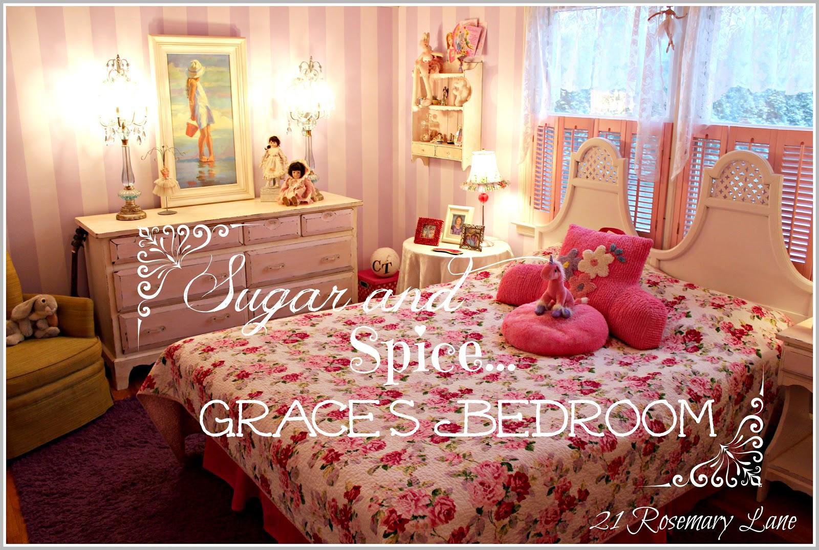 Tween Dream Bedroom Grace S E