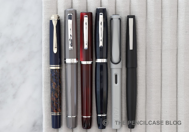 Review: Scribo (Scrittura Bolognese) Feel fountain pen