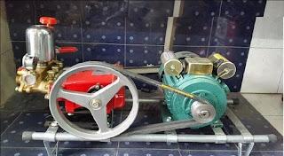 Máy rửa xe áp lực cao NK48