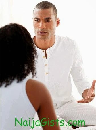 talkative husband