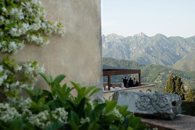 Wedding reception Villa Cimbrone