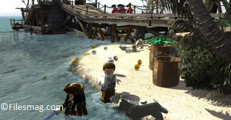 Lego Pirates of the Caribbean The Video Game Download