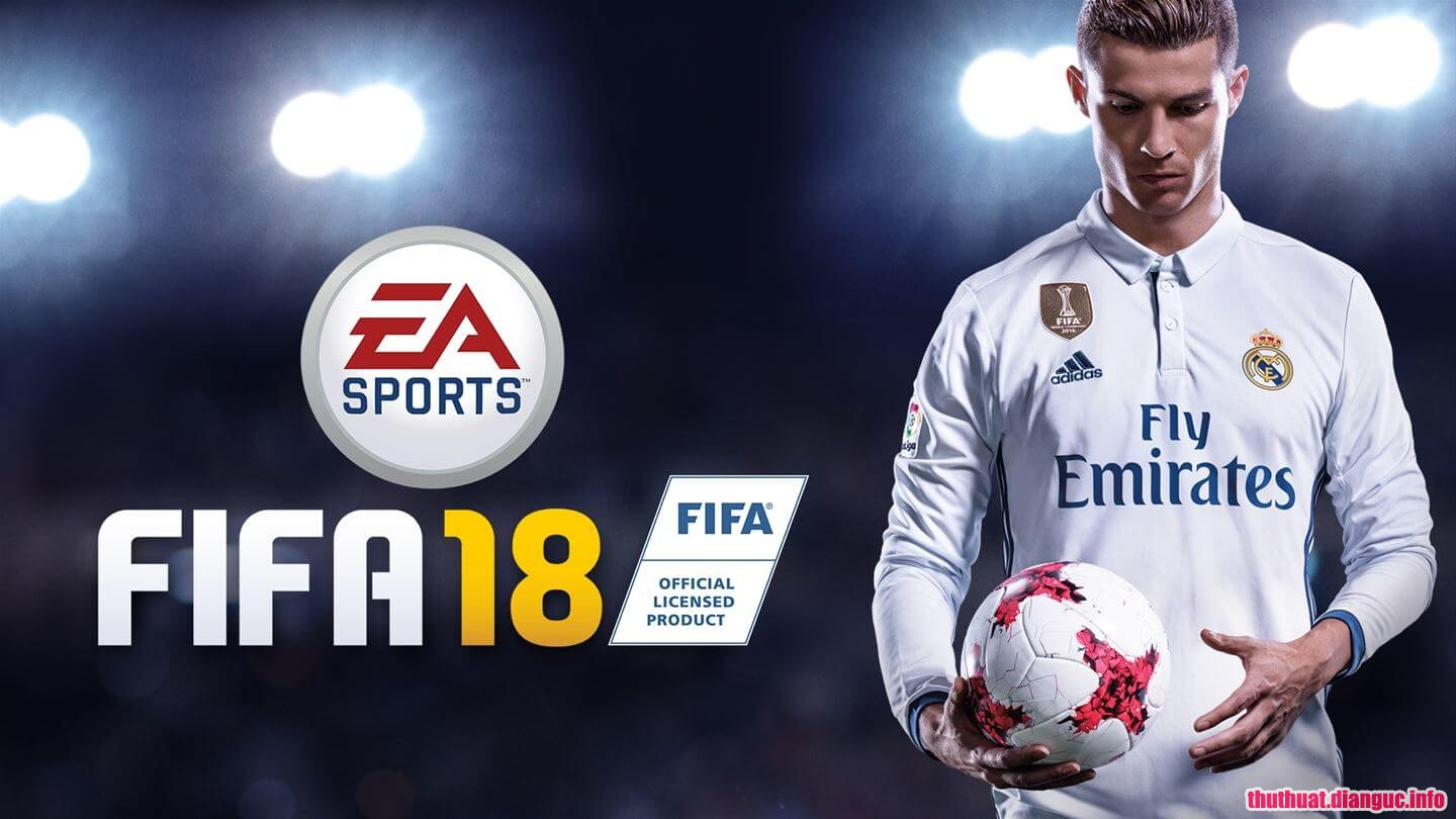 Download FIFA 18 Full Cr@ck Fshare