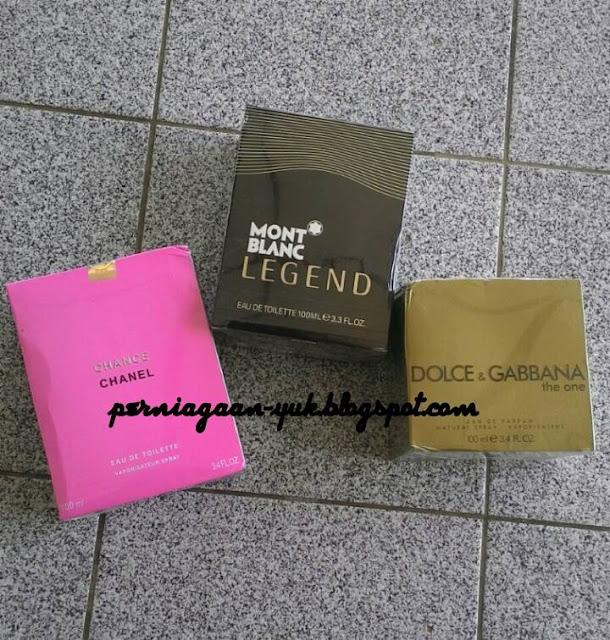 ciri-ciri perfume gred 5A dubai