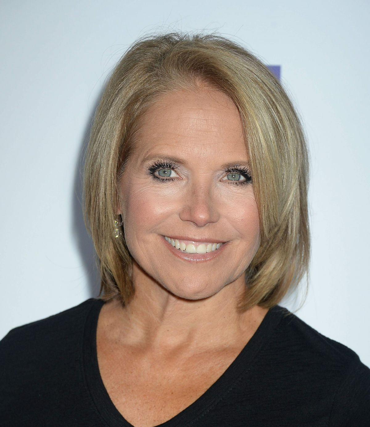 Katie Couric At 2016 Stand Up To Cancer In Los Angeles
