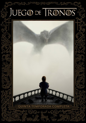 Game Of Thrones (TV Series) S05 DVD R1 NTSC Latino