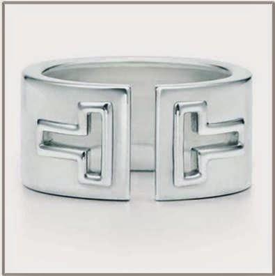 Tiffany & Co T Cutout Ring