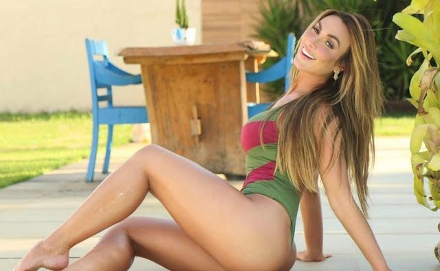Nicole Bahls é acusada de homofobia na TV