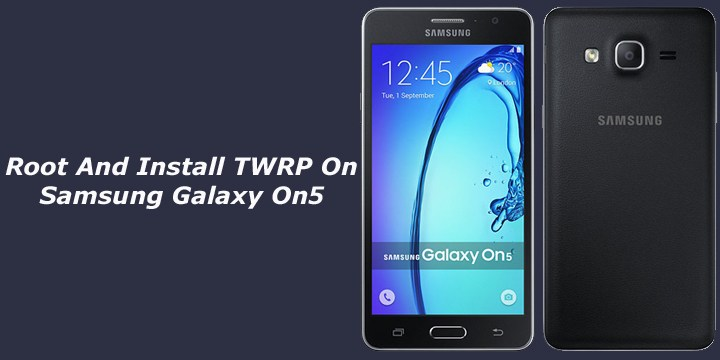 How To Reset Samsung Galaxy On5 When Locked Out