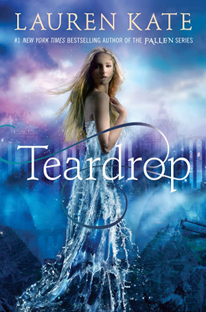 capa do livro teardrop da lauren kate