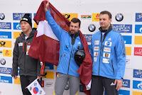 SKELETON - Martins Dukurs consigue su 7ª Copa del Mundo. Tina Herrmann se cuelga su primer oro