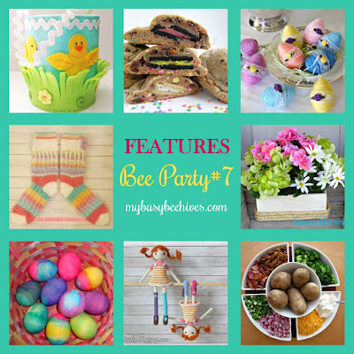 Features from My Busy Beehives #beeparty #7.