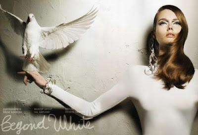 Polish Model Monika Jac Jagaciak Modeling For Roberto Cavalli And Marc Jacobs - Exclusive Backstage Model Interviews