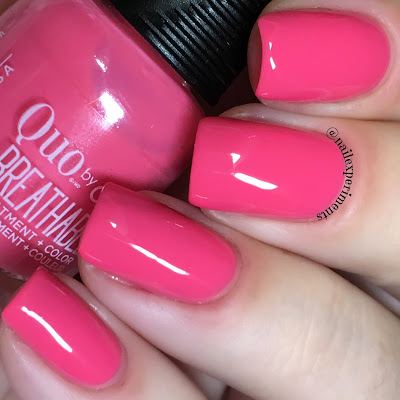 orly pep in your step swatch