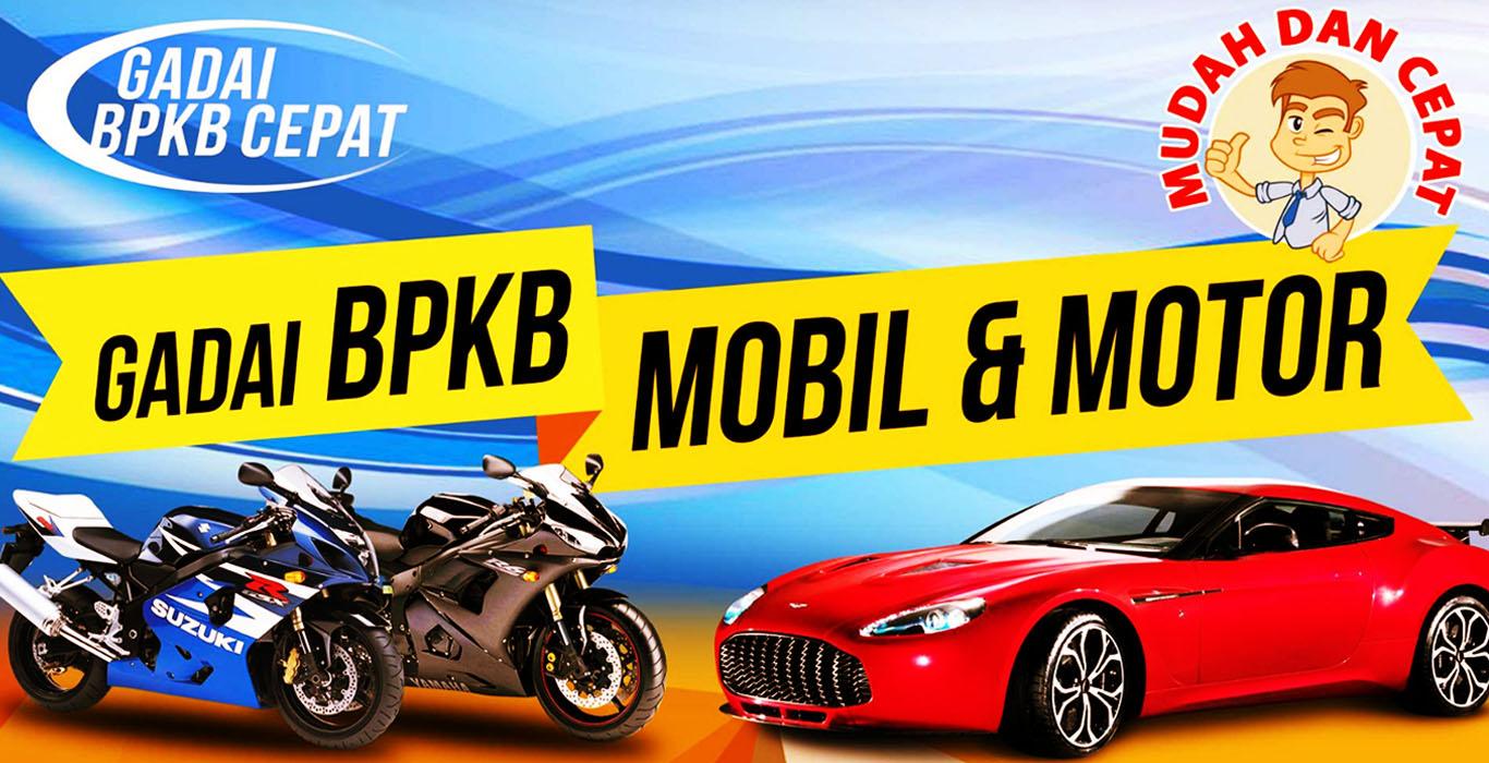 Pegadaian Pinjaman Jaminan Gadai BPKB Mobil Motor ...
