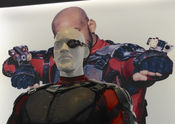 Deadshot Suicide Squad targeting monocle