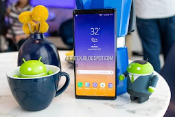 Spesifikasi dan Harga Samsung Galaxy Note 9 versi 128GB dan 512GB