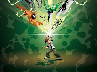 Download Ben 10 Wallpaper