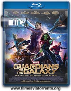 Guardiões da Galáxia Torrent - BluRay Rip 720p e 1080p Legendado (2014)